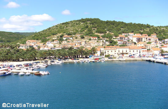 Vis Town Harbour