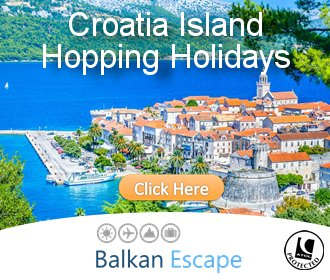 Balkan Escape, Island-hopping