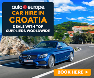 Rent a car with AutoEurope