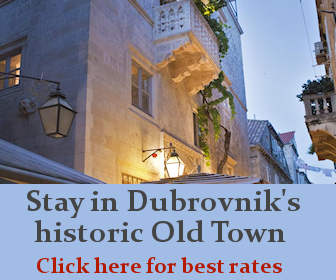 Stay in Dubrovnik Old Town
