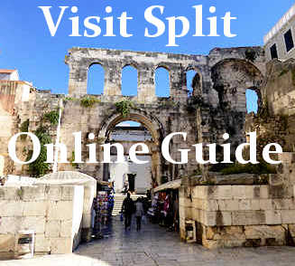 Split Online Travel Guide