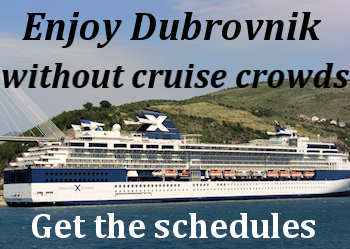 Avoid cruise crowds