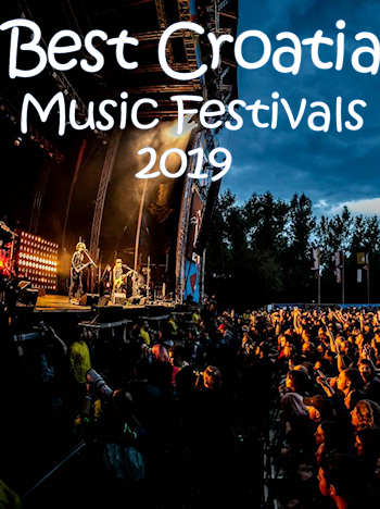 Croatia Music Festivals