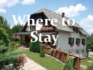 Where to Stay in Plitvice