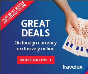 TravelEx Currency