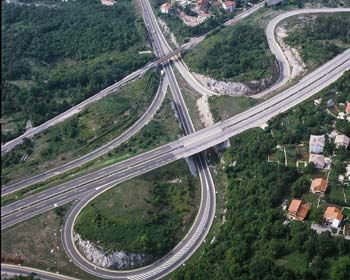Kanfanar Interchange