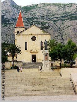 Makarska church