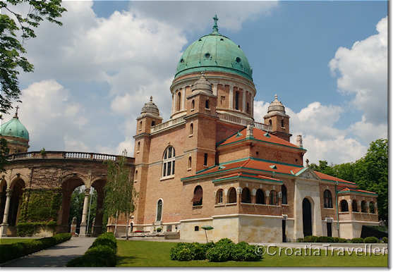 Chapel of Christ, Mirogoj