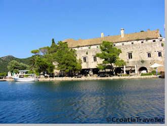 Benedictine Monastery on Mljet Island