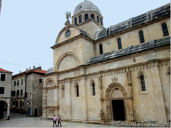 St James Cathedral, Sibenik