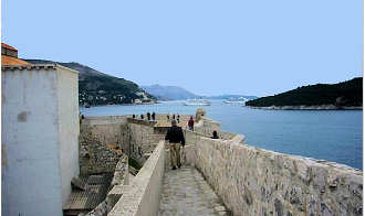 Walking Dubrovnik's Walls