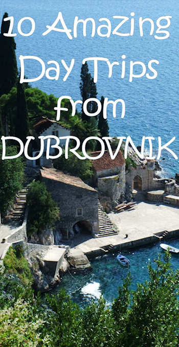 Check out these day trips from Dubrovnik