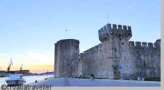 The Kamerlengo Fortress, Trogir