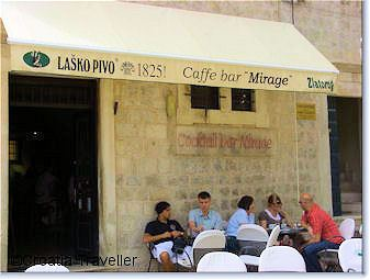 Mirage Cafe, Dubrovnik