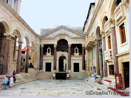 Diocletian's Palace, Split
