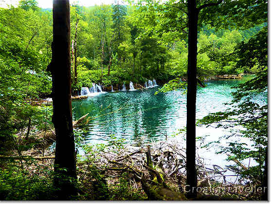 Gradinsko lake, Plitvice Lakes National Park