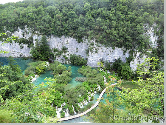 Kaluderovac lake, Plitvice Lakes National Park
