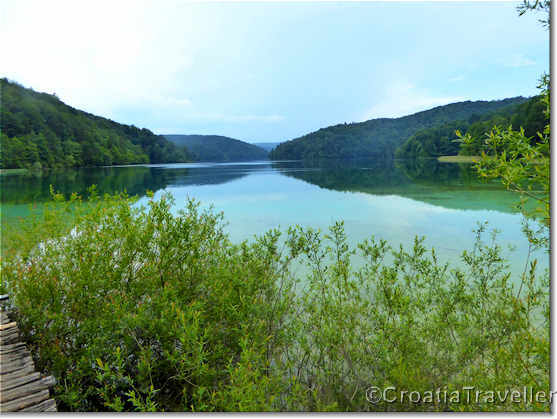 Proscansko lake, Plitvice Lakes National Park