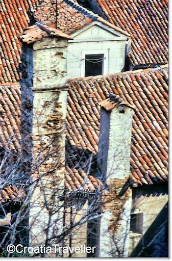 Rovinj Chimneys