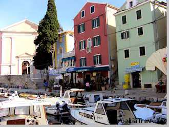 Port of Veli Losinj