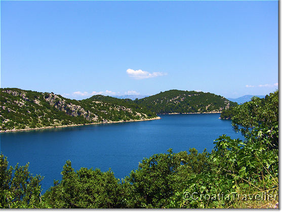 Veliko Jezero, Great lake, Mljet