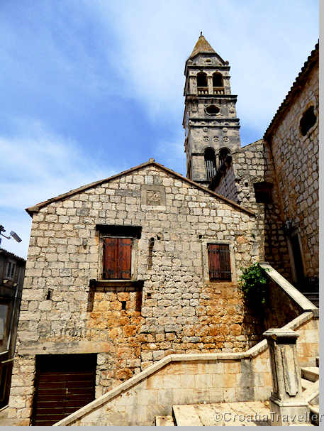 Church of St Cyprian and Justina in Vis