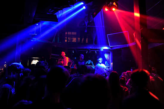 Aquarius club, Zagreb